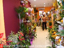 You Can Make Up Your Flower Arrangement From A Wide Selection Of Flowers