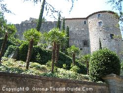 One Of Several Attractions In Girona Is A Walk Around The Original Walls Of The Town