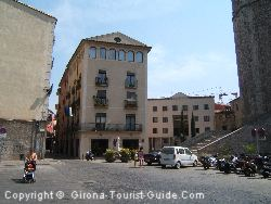 Property In The Centre Of Girona Is Highly Sought After